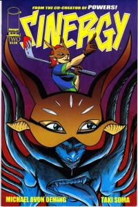 Sinergy (Image) #2B VF/NM; Image   save on shipping - details inside
