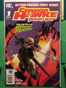 Connor Hawke: Dragon's Blood #1 of 6