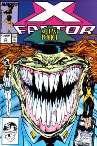 X-Factor (1986 series) #30, VF+ (Stock photo)