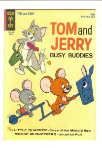 TOM & JERRY 216 VF-NM August 1963 COMICS BOOK