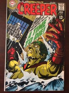 THE CREEPER #6 DITKO! GLOSSY VF CLASSIC DC SILVER AGE