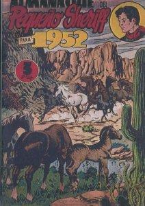 Almanaque Facsimil: El Pequeño Sheriff para 1952