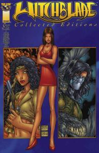 Witchblade TPB #5 VF/NM; Image | save on shipping - details inside