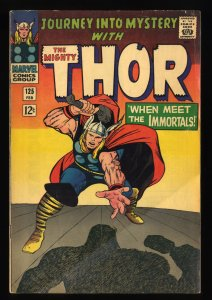 Journey Into Mystery #125 FN- 5.5 Thor!