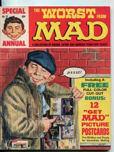 Worst From MAD Magazine-1968-Mort Drucker-Don Martin-David Berg-FN