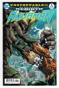 AQUAMAN (2016 DC COMICS) #8