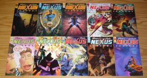 Nexus Legends #1-23 VF/NM complete series - mike baron - steve rude - first set