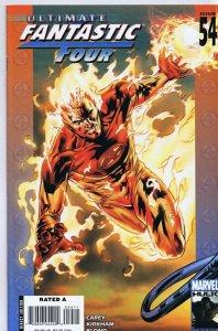 Ultimate Fantastic Four #54 ORIGINAL Vintage 2008 1st Ultimate Agatha Harkness