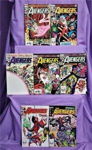 Roger Stern AVENGERS #231 - 237 Al Milgrom Spider-Man Avenger? (Marvel, 1983)!