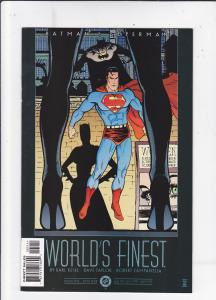 Batman and Superman: World's Finest #5