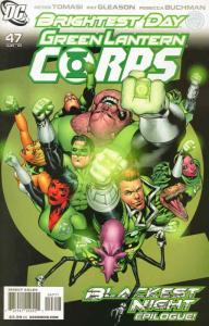 Green Lantern Corps (2nd Series) #47 VF; DC | save on shipping - details inside