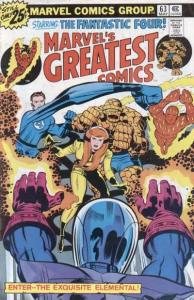 Marvel's Greatest Comics #63, VF- (Stock photo)