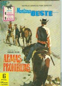 Gran Oeste numero 231: Armas prohibidas
