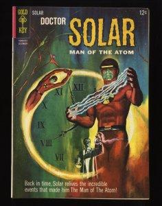 Doctor Solar, Man of the Atom #15 VG/FN 5.0