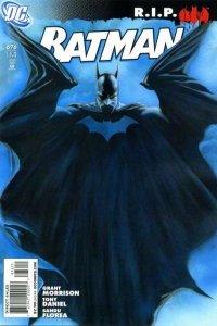 Batman (1940 series) #676, NM- (Stock photo)