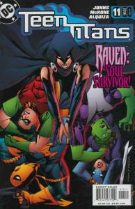 Teen Titans (3rd Series) #11 VF/NM; DC | save on shipping - details inside