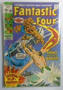Fantastic Four (1st Series) #103, 3.0 (1970)