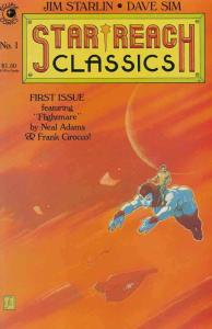 Star*Reach Classics #1 VF/NM; Eclipse | save on shipping - details inside