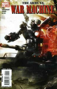 War Machine (2nd Series) #7 FN; Marvel | save on shipping - details inside