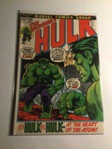 Incredible Hulk 156 very fine vf 8.0 Marvel