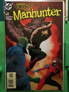Manhunter #5 Identity Crisis Tie-In
