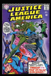 Justice League Of America #49 VF+ 8.5