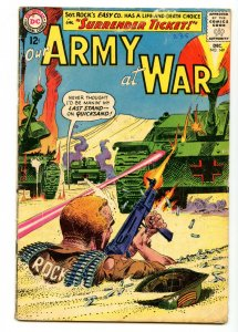 Our Army At War 149 Dec 1964 VG- (3.5)