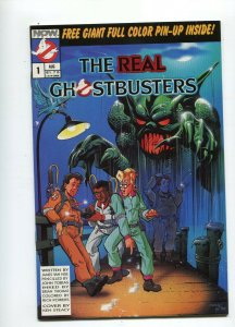 The Real Ghostbusters 1 NM-