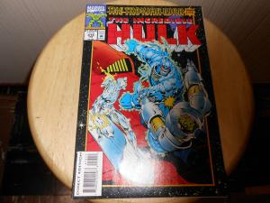 Incredible Hulk (1962-1999 1st Series) #414 Feb 1994 Cover price $1.25 Marvel