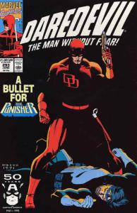Daredevil #293 FN; Marvel | save on shipping - details inside