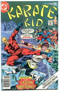 KARATE KID #10, VF, Ric Estrada, Legion of Super-Heroes, 1976, more DC in store