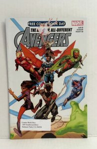 Free Comic Book Day 2015 (Avengers) #1 (2015)  Unlimited Combined Shipping