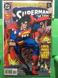 Superman in Action Comics #699