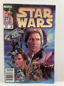 Star Wars #81 - Newsstand