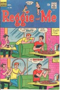 REGGIE & ME (1966-1980)32 VF-NM    November 1968 COMICS BOOK