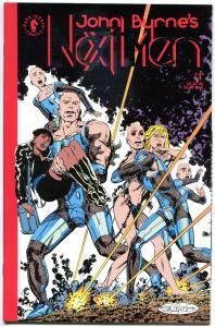 NEXT MEN #1 2 3 4 5 6 7 8 9 10 11 12 13 14, VF/NM, 1992, 14 issues, John Byrne
