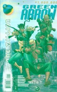 Green Arrow (1988 series) #1000000, NM (Stock photo)