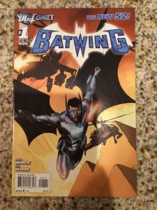 DC Batwing 1 * The New 52 *