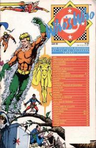 Who's Who: The Definitive Directory of the DC Universe #1, NM- (Stock ph...