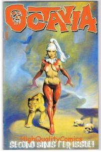 OCTAVIA #2, NM, Good Girl, Femme Fatale, Mike Hoffman, 2003,more indies in store