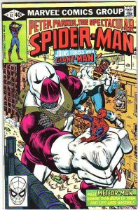 Spider-Man, Peter Parker Spectacular #41 (Apr-81) NM- High-Grade Spider-Man