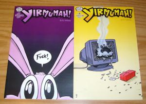 Yirmumah! #1-2 VF/NM complete series - d.j. coffman - efh-u comics 2006 set