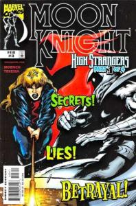 Moon Knight (1999 series) #3, NM- (Stock photo)