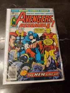 The Avengers #151 (1976)