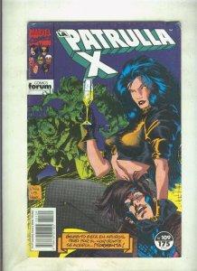 La Patrulla X volumen 1 numero 109: Nany (numerado 1 en trasera)
