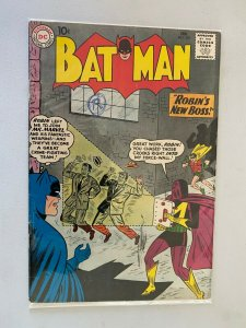Batman #137 1.5 FR GD water stain & re-stapled (1961)