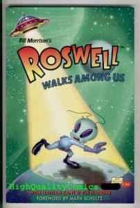 ROSWELL - LITTLE GREEN MAN TPB, VF/NM, Bongo, Aliens, UFO's, Walk Among Us