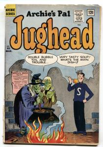 Archie's Pal Jughead #82 Witch / Horror cover 1962 Comic Book