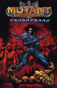 Mutant Chronicles Sourcebook #1 VF/NM; Armada   save on shipping - details insid