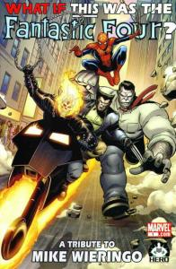 Hero Initiative: Mike Wieringo #1 VF/NM; Marvel | save on shipping - details ins